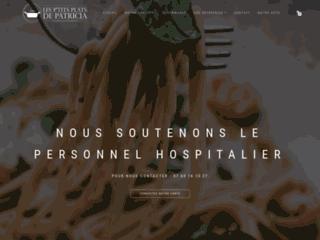 Les Ptits Plats de Patricia - Livraison de repas à Angers et ses alentours