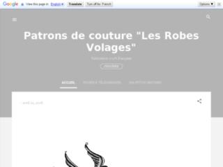 Vente de Patrons de couture en ligne