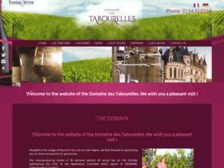 Domaine viticole dans le Loir et Cher : Domaine des Tabourelles