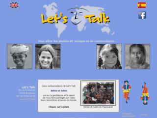 http://www.let-s-talk.com