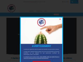 Boutique de cigarette électronique et eliquide français