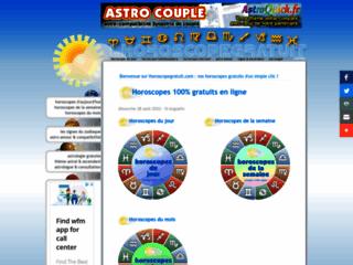 Vos horoscopes gratuits d'un simple clic !