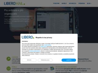 Info: Scheda e opinioni degli utenti : Libero Mail - Libero.it - Casella di Posta Elettronica Gratuita @libero.it
