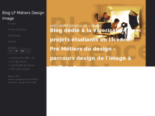 Licence Professionnelle ATC - Design numérique