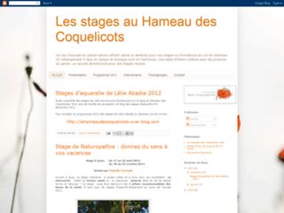 Le Hameau des Coquelicots