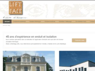Liftfave - ravalement de façade en vendée et nantes