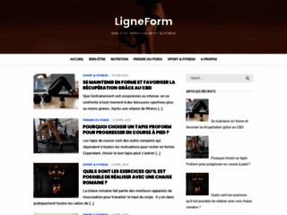 Détails : LignForm : pour des conseils sur la nutrition