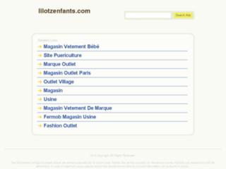 Dépot-vente vêtements pour enfants sur l'île d'Oléron - L'Ilot Z'Enfants