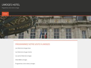 http://www.limoges-hotel.fr/