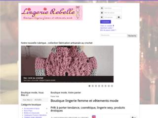 Boutique Lingerie Rebelle