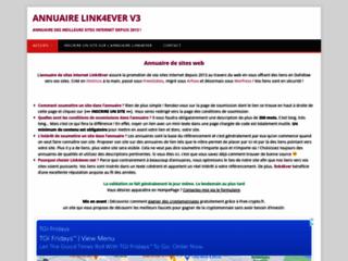 Détails : www.link4ever.net