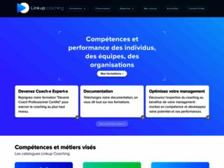 Linkup-coaching : École de coaching à Paris