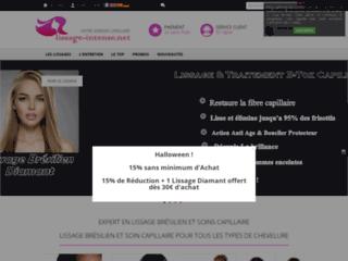 Lissage-Intense : Le Createur du lissage bresilien a domicile