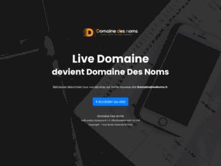 Live Domaine
