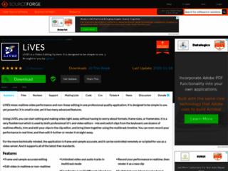 Info: Scheda e opinioni degli utenti : LiVES - Sistema di Editing Video gratuito per Linux