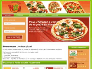 Détails : livraison pizza paris