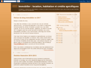 Guide crédits immobiliers