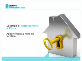 Location d'appartement à Paris, guide pratique