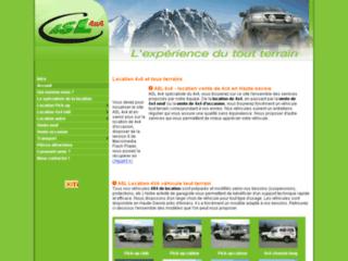 ASL 4x4 location, vente 4x4 neuf et occasion en Haute-Savoie