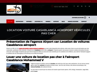 Détails : location voiture casablanca aéroport - AIRPORT car
