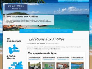 Détails : Location appartement guadeloupe