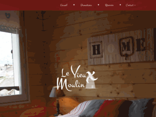 Le vieux Moulin : Location à Luchon