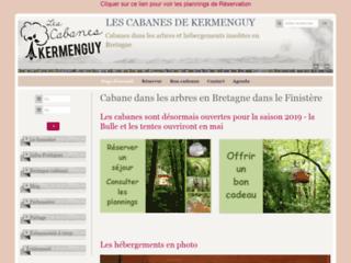 Bienvenue au château de Kermenguy pour un week-end en Bretagne