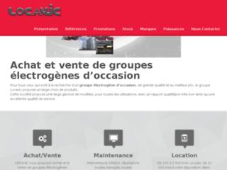 Détails : le site locavic.com