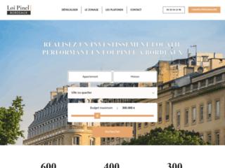 Détails : Investissement locatif à Bordeaux