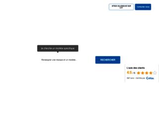 Acheter camping car agen