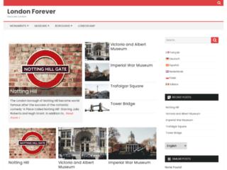 Detalles : London Forever