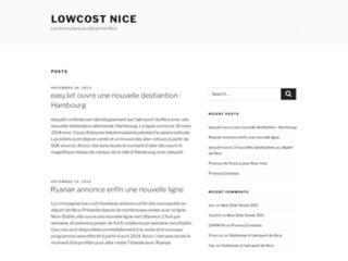 Lowcost nice