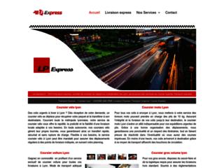 Détails : Coursier express Lyon