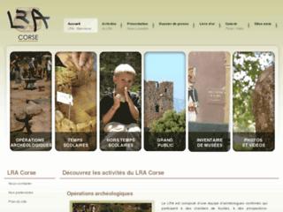 Laboratoire R�gional d'Arch�ologie Corse