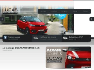 LucasAutomobiles AIXAM Vente Location Voiture Sans Permis