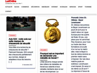 Détails : ludonline.fr