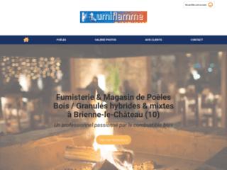 Lumiflamme - poêles à bois et à granulés à Brienne-le-Château dans l'Aube