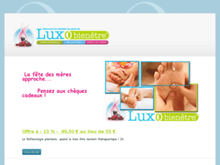 Centre de Luxopuncture sur Lille sur http://luxobienetre.fr