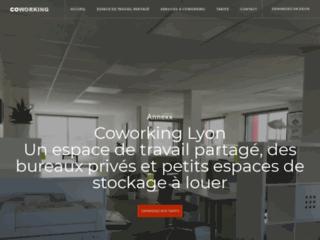 Coworking Lyon : des bureaux partagés sur mesure