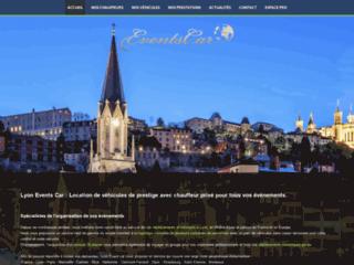 Lyon Events Car : location de voitures de luxe