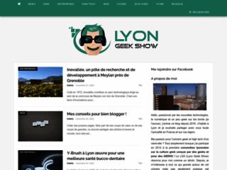 Détails : Lyon Geek Show