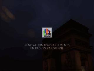 Détails : Rénovation avec M2 Rénovation dans la région partsienne