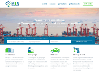 Commissionnaire transitaire en transport maritime international