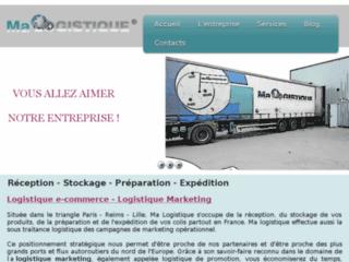 Plateforme logistique e commerce