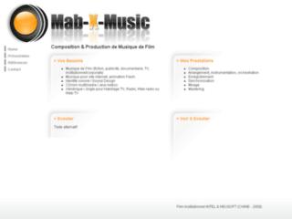 Musique de Film en MP3 du compositeur Alexandre Mabeix