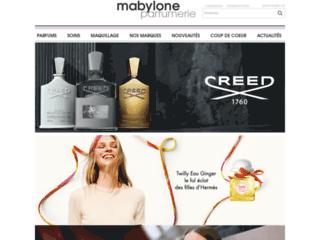Mabylone parfums, parfumerie en ligne