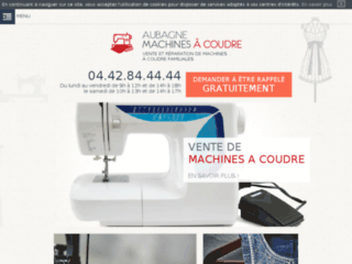 Magasin machine à coudre Marseille