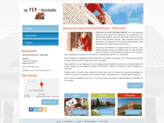PBM Bouffier Pascal - Maçon professionnel à Vaucluse