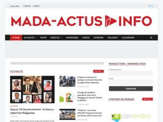 Mada Actus