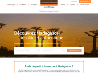 Agence locale Madagascar